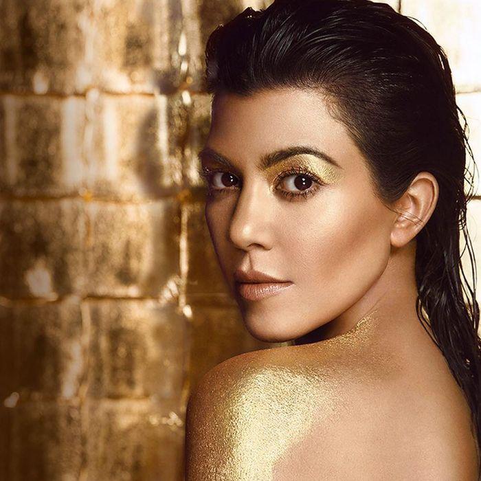 Kourtney Kardashian.