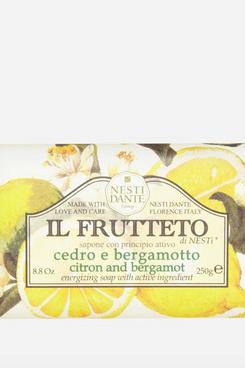 Il Frutteto Citron and Bergamot Soap 250g
