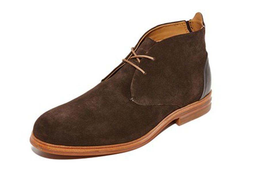 Hudson London Matteo Suede Chukka Boots
