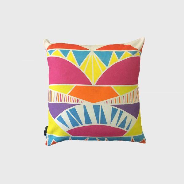 Rochelle Porter Cape Town FUN! Pillow Cover