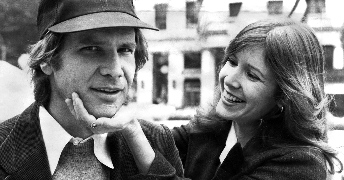 Carrie Fisher Had a Very Specific Request for Harrison Ford Regarding Her Oscars 'Death Reel'