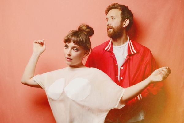Sylvan Esso Loves to Cry in Whole Foods