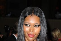 Jessica White at the New Yorkers For Children 2012 Fall Gala on September 18, 2012 in New York City.