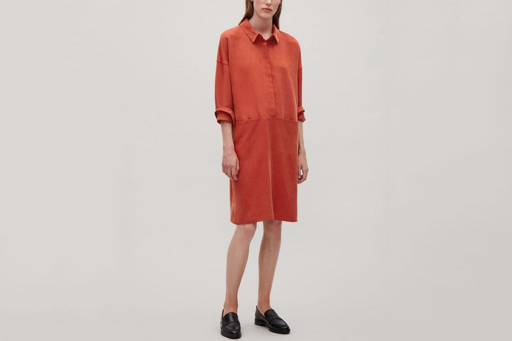 COS Oversized Shirt Dress