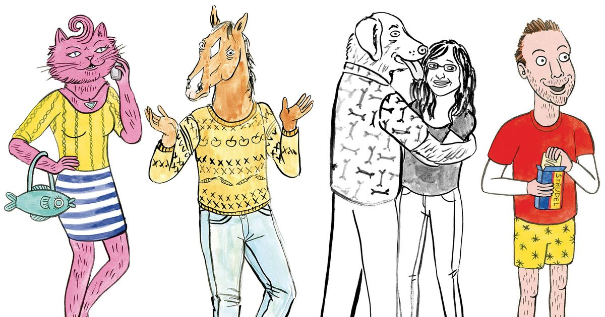 How 'BoJack Horseman' Got Made: An Oral History