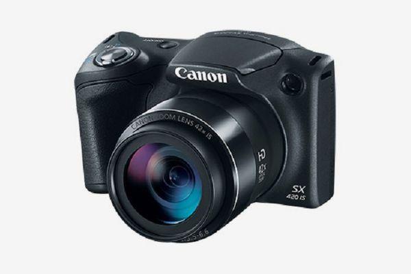 Canon PowerShot SX420 Digital Camera w/ 42x Optical Zoom
