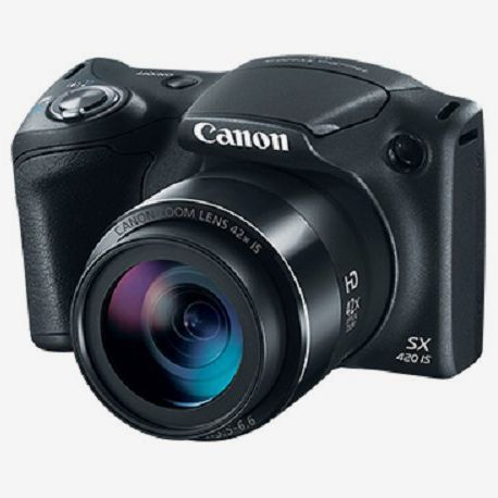 Canon PowerShot SX420 Digital Camera With 42x Optical Zoom