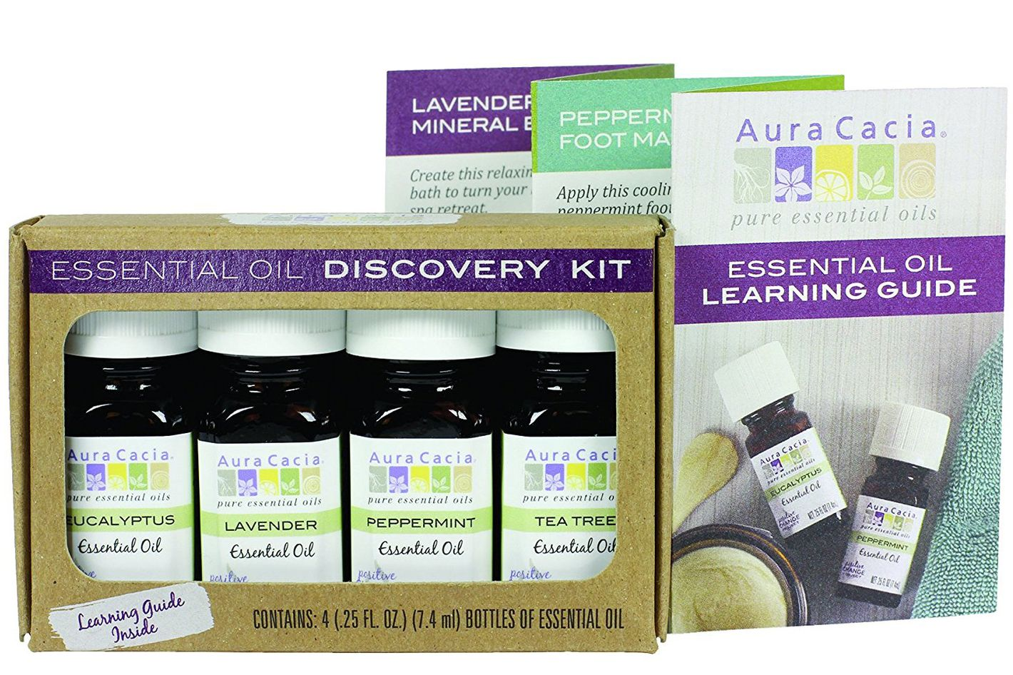 Aura Cacia Essential Oil Discovery Collection