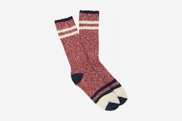 Woolrich John Rich & Bros Racer Stripe Camp Socks