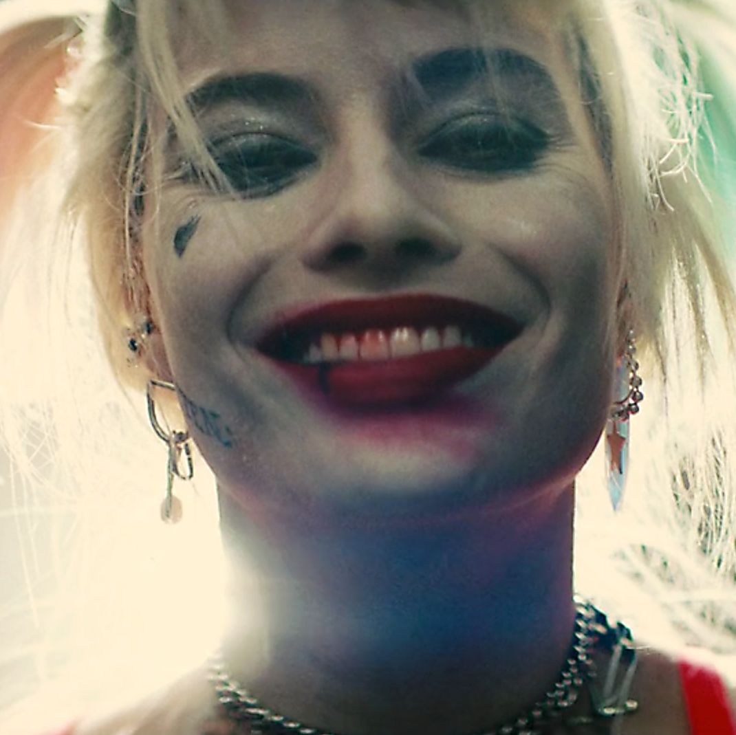 As Harley Quinn Margot Robbie Is An Emblem Of Female Excess