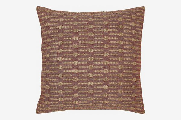 Stone & Beam Mid-Century Modern Geometric Decorative Throw Pillow (cover and insert)