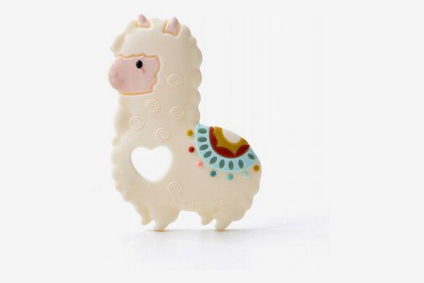 Loulou Lollipop Llama Teether