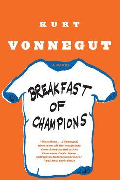 冠军早餐,库尔特·冯内古特