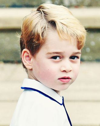 Prince George Said His Name Is Archie Why
