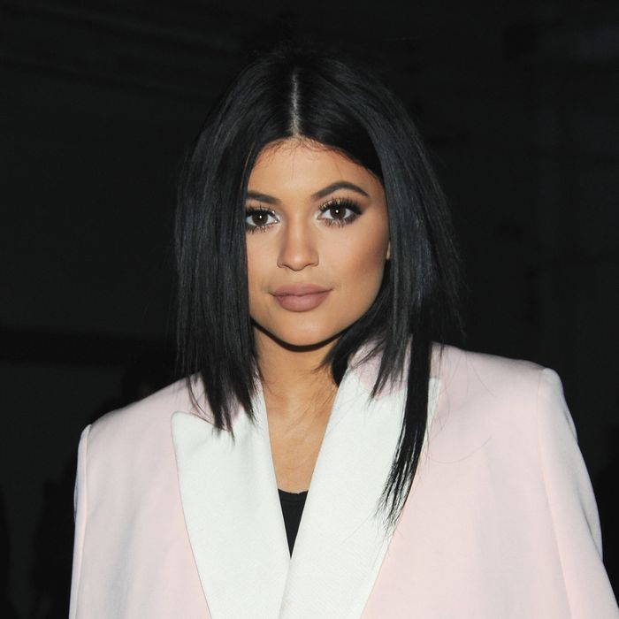 Kylie Jenner. (Desiree Navarro/Getty Images.)