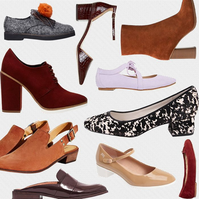 cd6bad41214 From a chic everyday ankle boot to a pair of low-heeled shoes that will  boss up your work wardrobe, here are the best shoes for ushering in Pumpkin  Spice ...