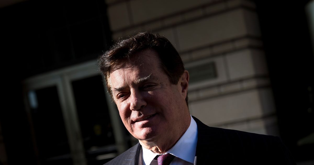 Manafort 'Intentionally' Lied to Mueller Investigation; Plea Deal Voided