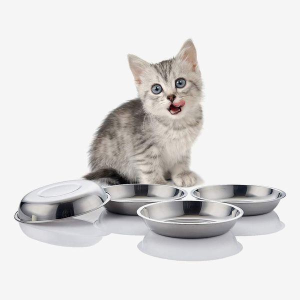 Global Wansheng Shallow Cat Dish, Set of 4