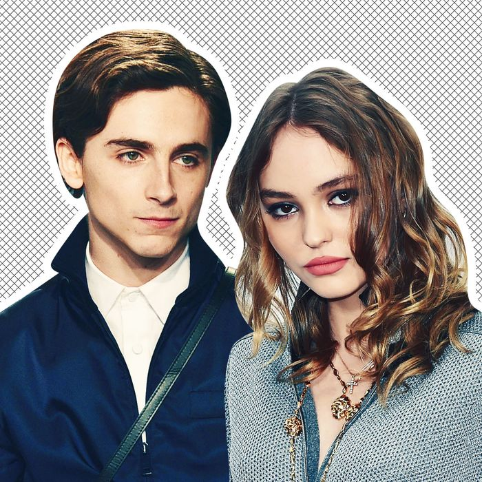Timothee Chalamet And Lily Rose Depp Are Over