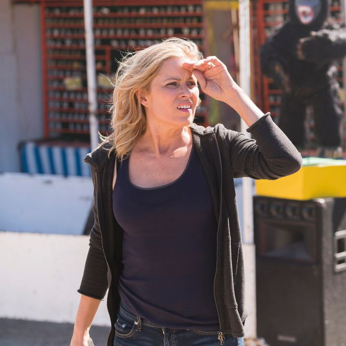 Kim Dickens as Madison Clark; single - Fear The Walking Dead _ Season 2, Episode 06 - Photo Credit: Richard Foreman, Jr/AMC