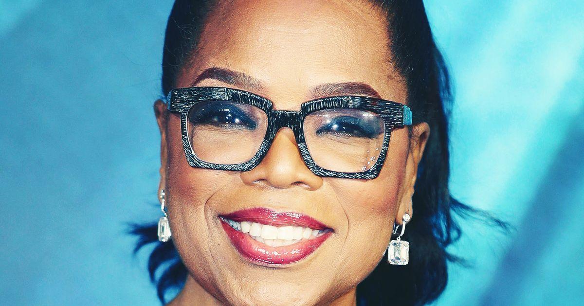 Oprah Smokes Pot! (According to Gayle)