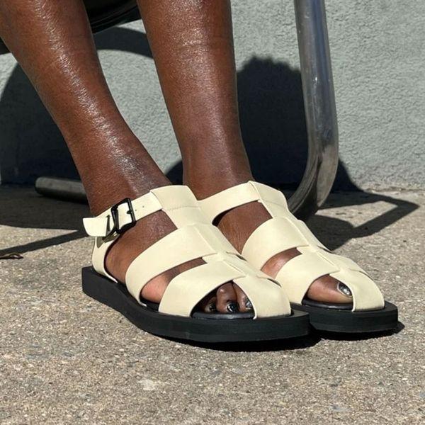 Sincerely Tommy Nicki Fisherman Sandals