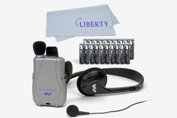 Williams Sound PockeTalker Ultra Duo Sound Amplifier