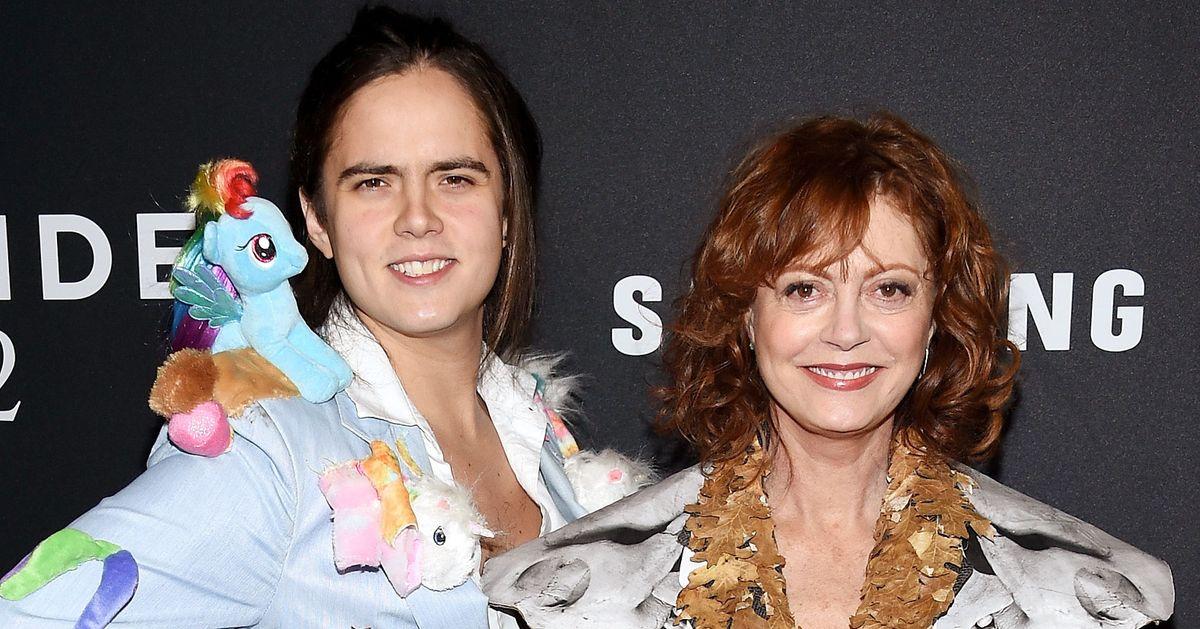 Susan Sarandon's Son Is a Fabulous Brony