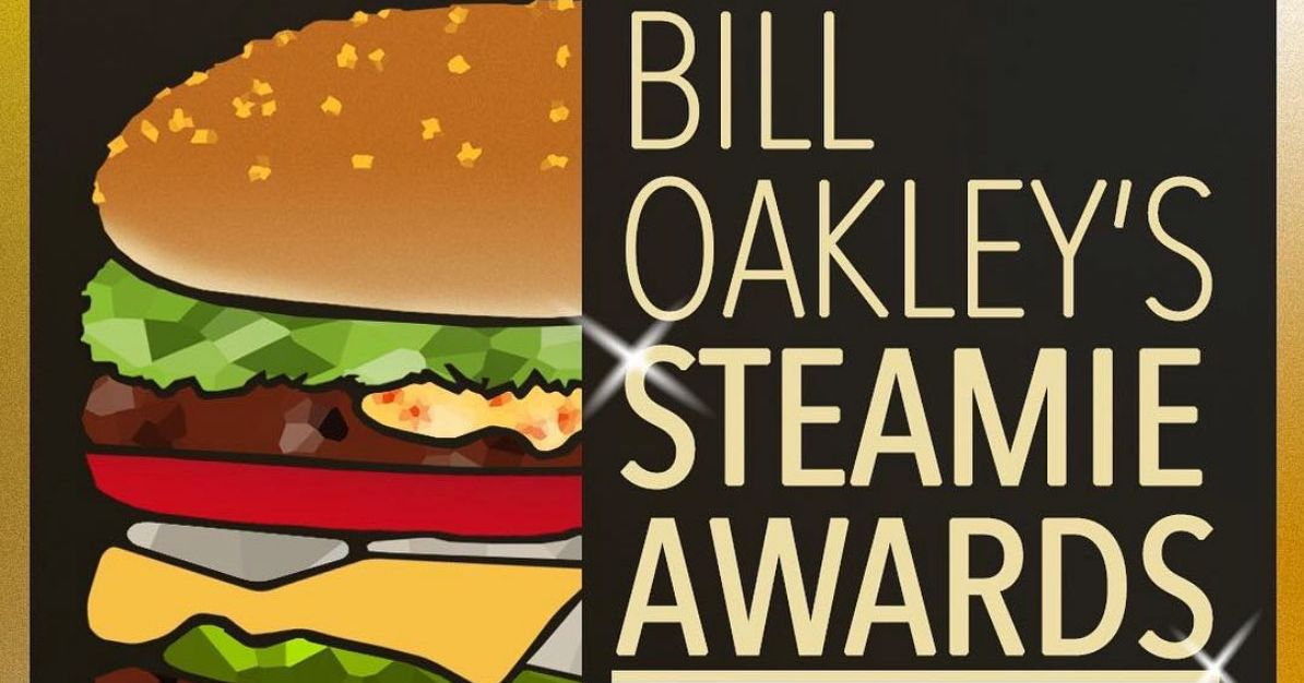 Behold the Steamie Awards, the First Annual Fast-Food Awards Show