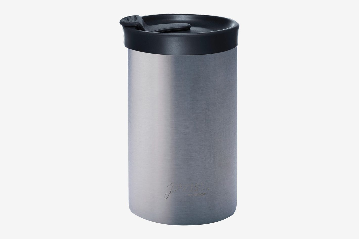 Bobble Presse Stainless Steel Travel Mug