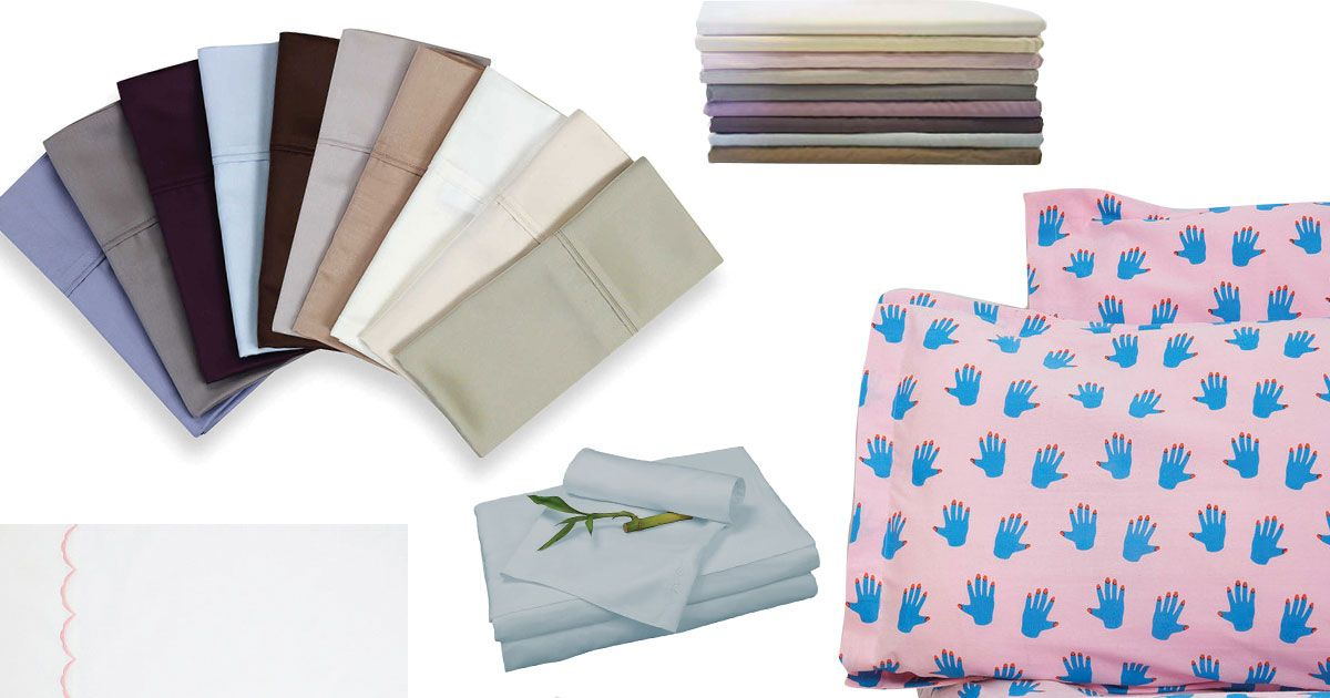 what are the best bed sheets the cut