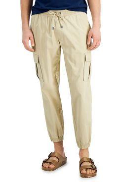 INC International Concepts Men's James Twill Cargo Pants