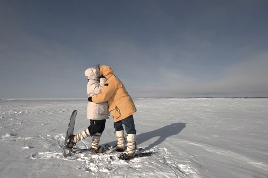 Arctic Kiss, Yellowknife.