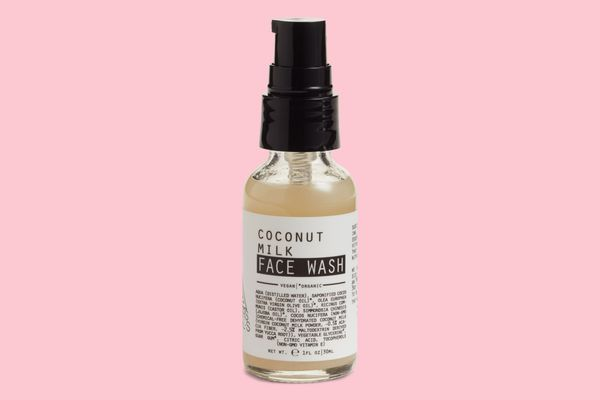 Moon River Naturals Coconut Milk Face Wash