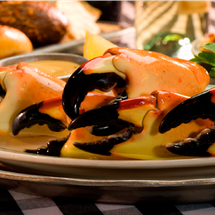 Joe's Stone Crab Claws for Celebration