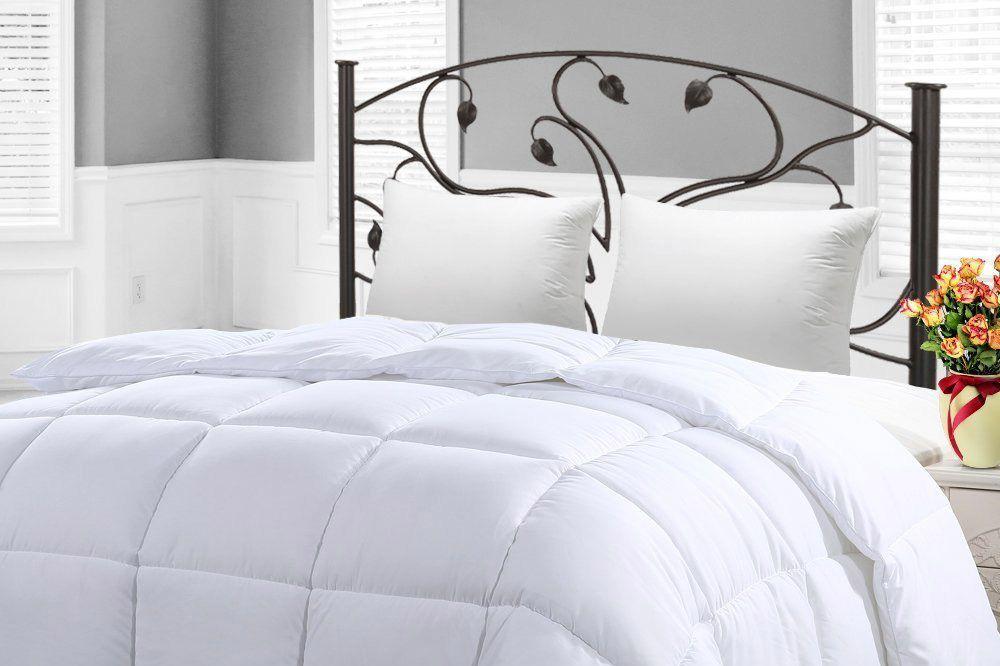 Utopia Bedding Down Alternative Comforter Duvet Insert