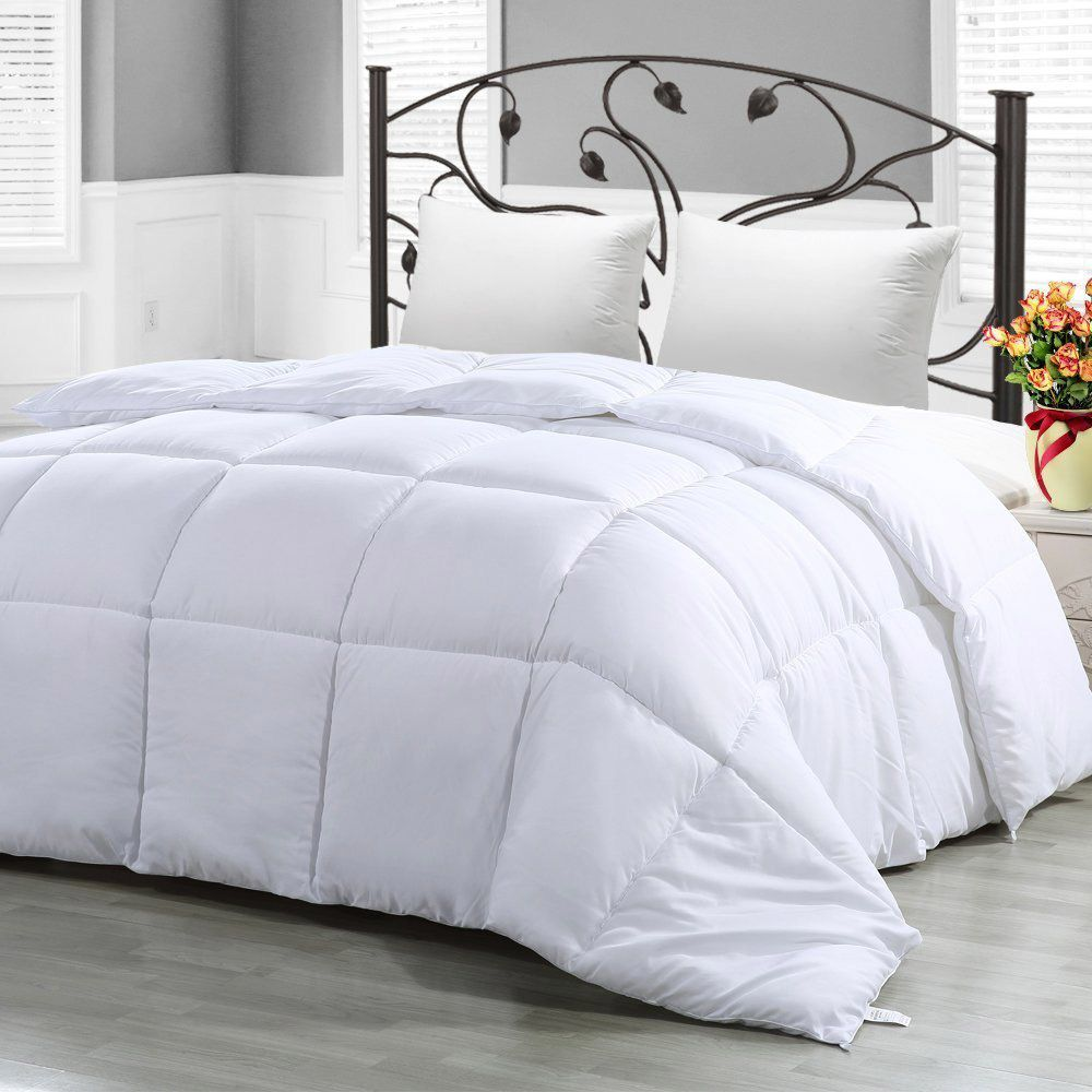 comforter fluffy ergonomic set getmojito white sets puffy big down