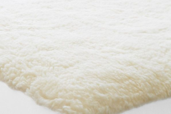 Wool-Fleece Mattress Pad