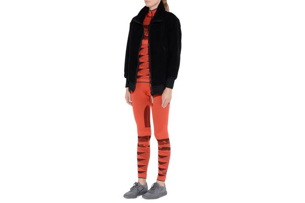 Adidas by Stella McCartney Wintersports Seamless Long Sleeved Top