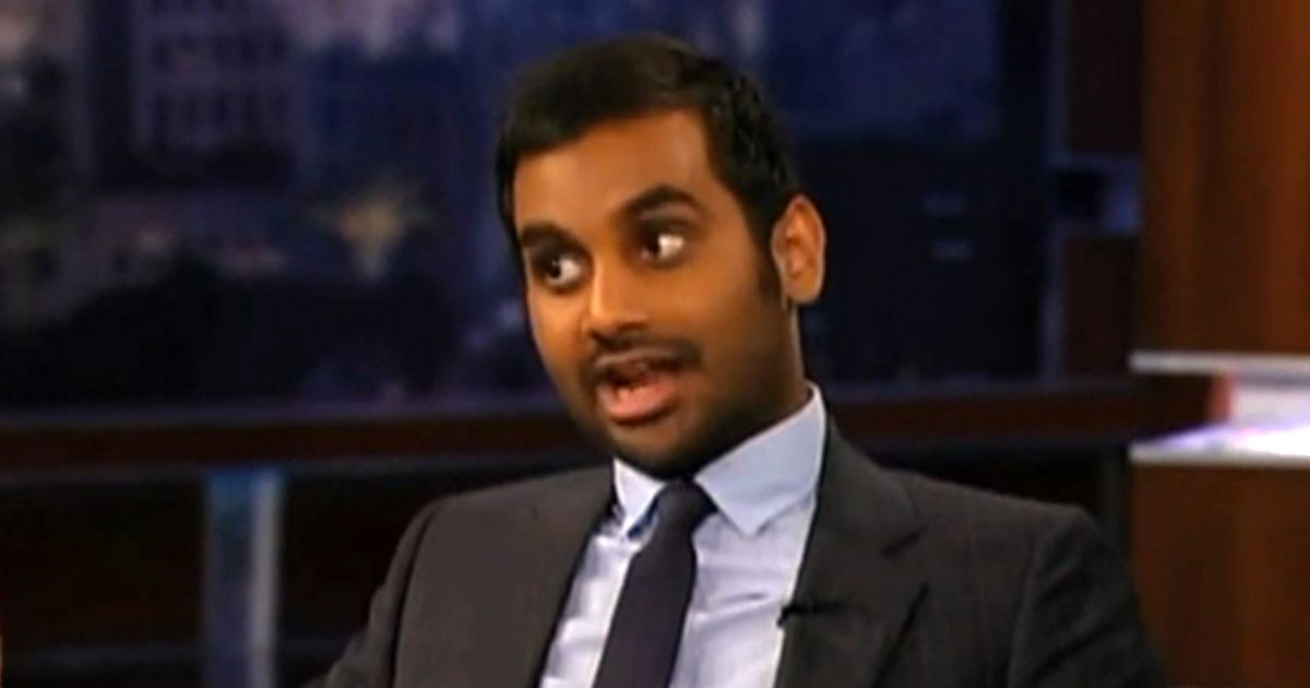 Aziz Ansari Really Good at Writing Fortune-Cookie Fortunes