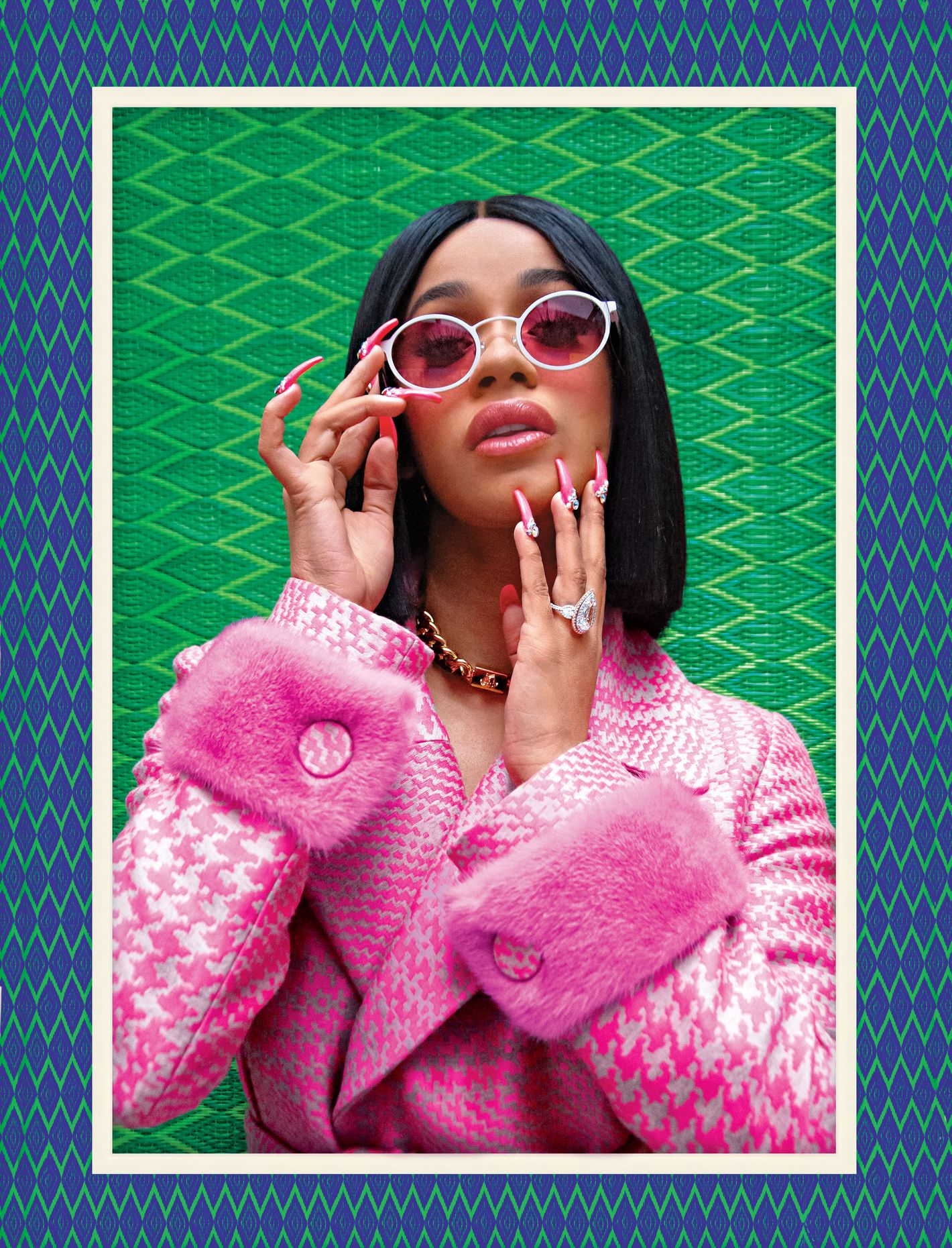 9e1583dab20 Cardi B  New York Magazine Profile