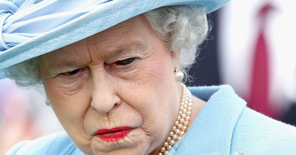 Bildresultat för The Queen mad
