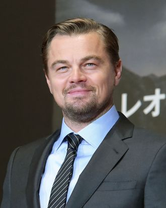 The 41-year-old actor known as Leonardo DiCaprio.