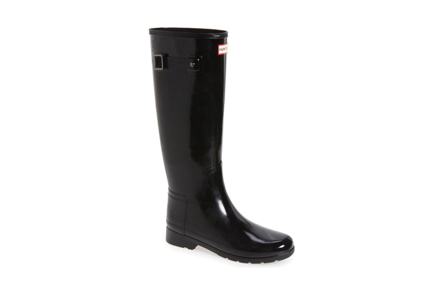 Hunter Original Refined High-Gloss Rain Boot