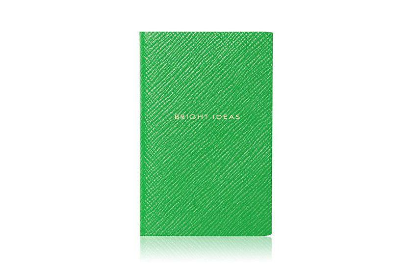 "Smythson ""Bright Ideas"" Wafer Notebook"