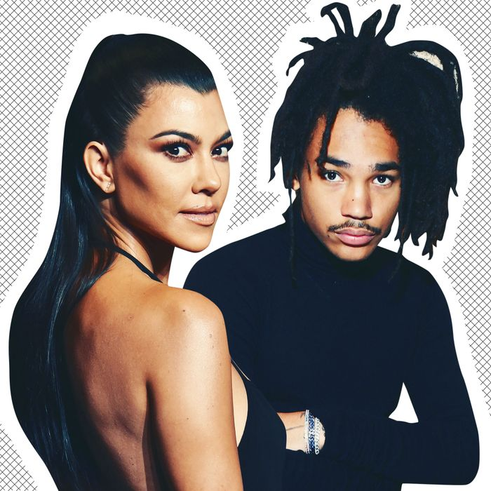 Kourtney Kardashian 39 Is Maybe Dating Luka Sabbat 21