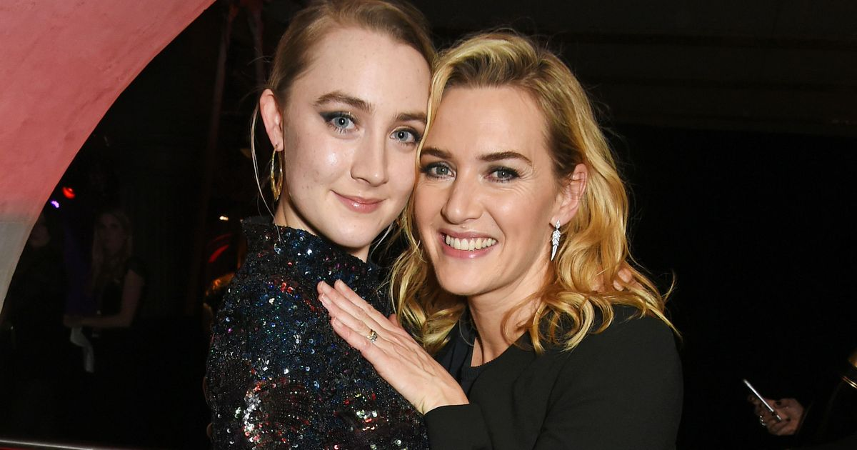 Kate Winslet and Saoirse Ronan Will Play Lovers by the Sea in Ammonite