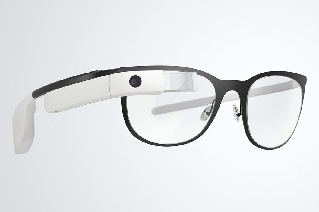Will New Frames Make Google Glass Less Ugly? -- The Cut
