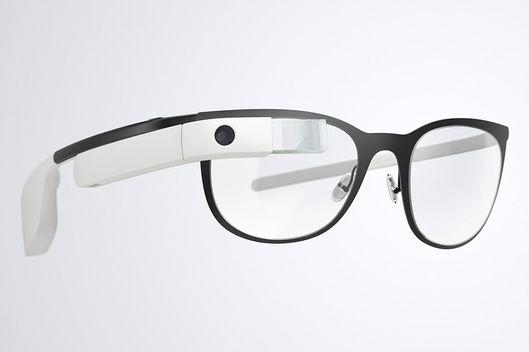 Rimless Glasses Vsp : Will New Frames Make Google Glass Less Ugly? -- The Cut