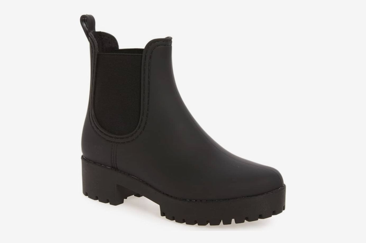 eb04972ae Jeffrey Campbell Cloudy Waterproof Chelsea Rain Boot